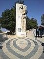 Jordanie Mont Nebo Statue Millenaire - panoramio.jpg