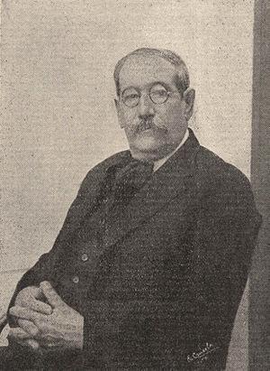 José Alonso y Trelles - Image: José Alonso y Trelles