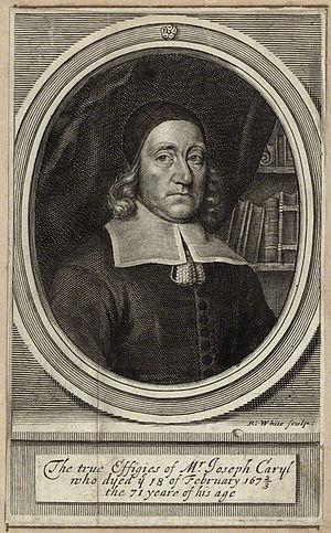 Joseph Caryl - Joseph Caryl.