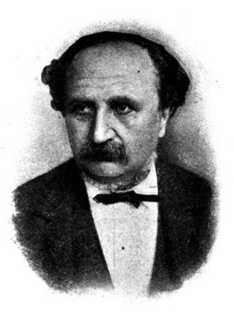 Joseph von Gerlach - Joseph von Gerlach (1820-1896)