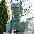 Juan Pablo Duarte memorial, Roger Williams Park, Providence, Rhode Island.jpg