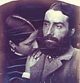 Julia and Charles Norman, by Julia Margaret Cameron, M197101090019.jpg