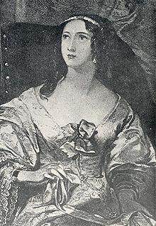 Madame de Saint-Laurent French noble