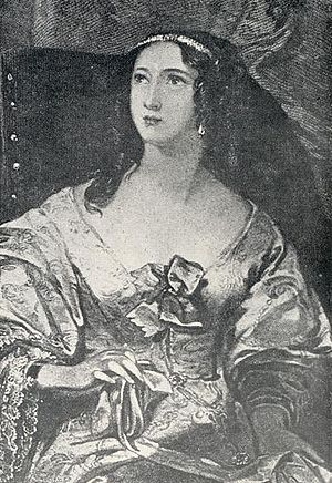 Madame de Saint-Laurent - Julie de Montgenêt de Saint-Laurent, 1800
