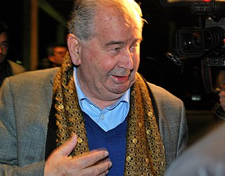 Julio Grondona Argentine football administrator