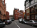 Junction of Pavilion Road and Herbert Crescent, Knightsbridge.jpg