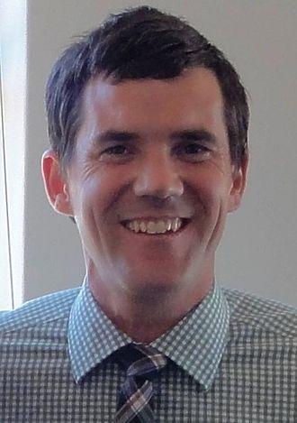 Mayor of Wellington City - Image: Justin Lester