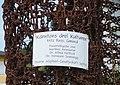 Kärntens 3 Kulturen, Skulptur von Fritz Russ in Millstatt, Kärnten.jpg