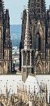 Kölner Dom von Osten (cropped to crossing tower).jpg