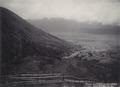 KITLV - 86732 - Kurkdjian - Soerabaia - Stairs on Mount Bromo in the Tengger Mountains in East Java - circa 1910.tif