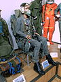 KM 1 ejection-seat of a MiG21.JPG
