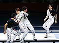 KOCIS Korea London Fencing 15 (7730612424).jpg