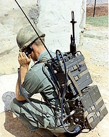 AN/PRC-77 Portable Transceiver - Wikipedia