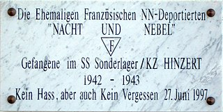 Nacht und Nebel Directive issued by Adolf Hitler on 7 December 1941