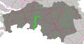 Kaart Provinciale weg 260 2013.png