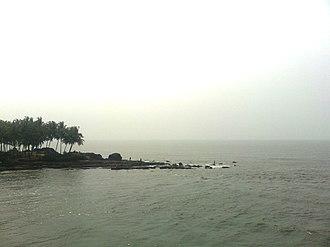Kadalundi River - Kadalundi river empties to Arabian Sea