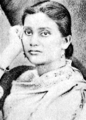 Kadambini Ganguly - Image: Kadambini Ganguly