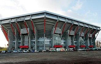 1. FC Kaiserslautern - Fritz Walter Stadion