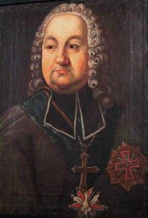 Kajetan Sołtyk - Bishop Kajetan Sołtyk.