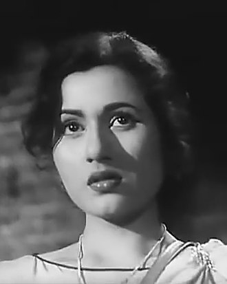 Madhubala - Madhubala in the 1958 film Kala Pani