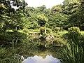 Kamenoike Pond of Kashii Shrine 4.jpg