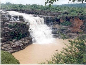 Karkat Waterfall - Karkat Falls