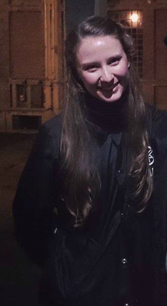 Kara-Lis Coverdale - Coverdale in 2016