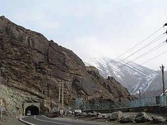 Road 59 (Iran) - Image: Karaj dam panoramio (3)