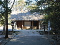 Karasu shrine honden.jpg