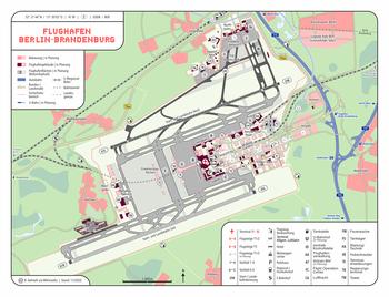 Flughafen Berlin Brandenburg Wikipedia