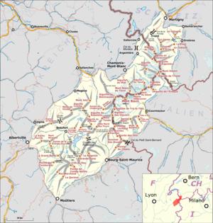 Mont Blanc (Mont-Blanc-Gruppe)