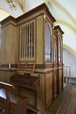 Kath. Filialkirche hl. Ulrich Stanz im Mürztal Interior 07.jpg
