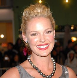260px Katherine Heigl at 27 Dresses Premiere 13 Anne howe scenes