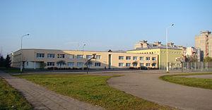 Kauno Santaros gimnazija