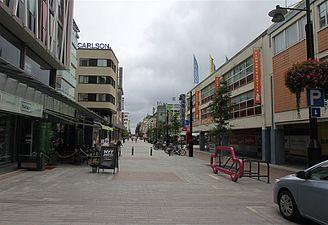 Kauppakatu Kuopio