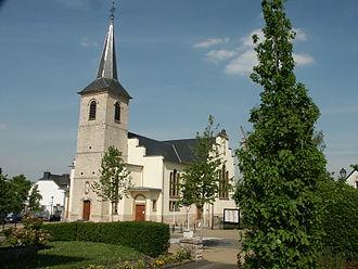 Kayl - Kayl church