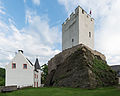 Keep and women's house, Sterrenberg Castle, Northwest view 20150513 2.jpg