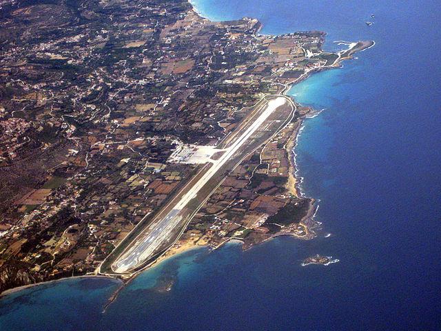 Aéroport international de Céphalonie