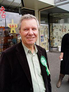 Keith Locke New Zealand politician