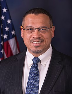Keith Ellison 30th Attorney General of Minnesota