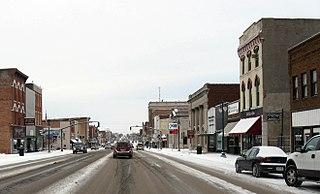 Keokuk, Iowa City in Iowa, United States