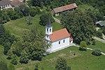 Kercaszomor református templom, légi felvétel.jpg