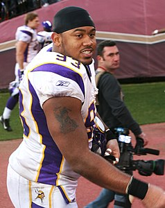 Kevin Williams of Vikings in 2007.jpg