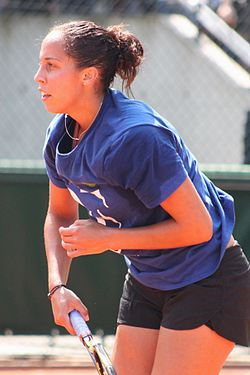 Image illustrative de l'article Madison Keys