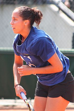 Madison Keys - Keys in May 2016