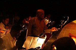 Agni (opera) - Khemadasa Conducts Agni