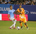 Khiry Shelton DaMarcus Beasley NYCFC vs. Houston Dynamo- 5-30-2015 (18291295951).jpg