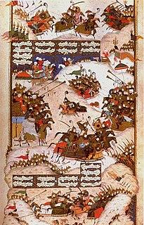 Sasanian civil war of 589-591