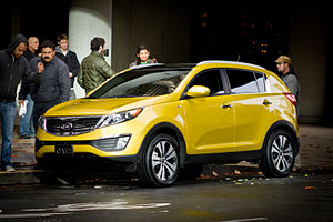Kia Sportage 2011 Yellow Commercial Shoot in San Francisco 2010-12.jpg