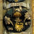 Kiedrich Pfarrkirche Hochaltar Wappen L04.jpg
